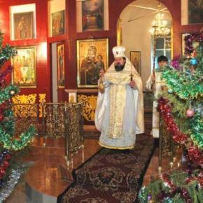 Χριστούγεννα στην ΑγίαΡωσία