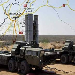 Αιφνιδιασμός: Η Ρωσία παρέδωσε S-300 στη Συρία – Το Ιράν στέλνει δύο μοίρες με F-14 Tomcat και Su-24 στην βάση της Χομς με 4.000 Φρουρούς(vid)