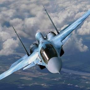 Καταδίωξη τουρκικών F-16 στην βόρεια Συρία από ρωσικά Su-34 εξοπλισμένα με βλήματααέρος-αέρος!