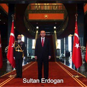 Guardian: Οι Οθωμανικές βλέψεις του Ερντογάν θα καταστρέψουν τηνΤουρκία