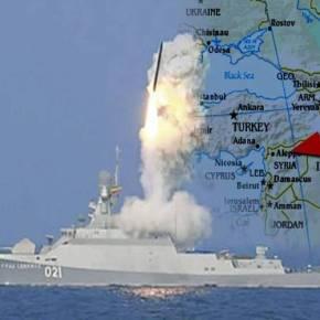 Mαχητικά των ΗΠΑ έπληξαν θέσεις του συριακού Στρατού – Σηκώθηκαν ρωσικά μαχητικά και βγήκε ο στόλος της Κασπίας Θάλασσας(φωτο)