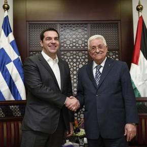 Η Βουλή αναγνωρίζει παλαιστινιακόκράτος