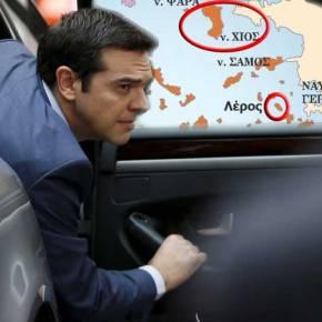 Σε Χίο, Λέρο σήμερα ο Τσίπρας και αμέσως μετά Βρυξέλλες, για να δώσει αναφορά στααφεντικά
