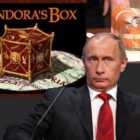 """Στα χέρια του Πούτιν το """"μαύρο κουτί"""" του Σουχόι(Βίντεο)"""