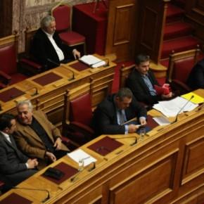 H συζήτηση για τον προϋπολογισμό, τα μεσάνυχτα ηψηφοφορία