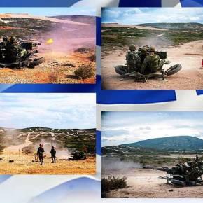 ΓΕΝΙΚΟΣ ΣΥΝΑΓΕΡΜΟΣ… Στα Όπλα ο Στρατός Ξηράς σε Όλη την Ελλάδα… ΕΝΤΟΛΗ ΓΕΣ: «ΑνοίξατεΠυρ»