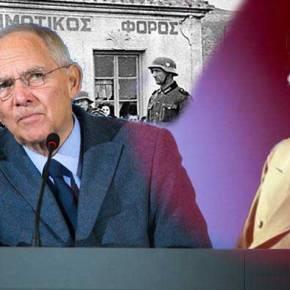 Το σχέδιο του Βερολίνου κατά της Ελλάδας που κρύβει η ειδεχθής επίθεση Σόιμπλε σεΤσίπρα