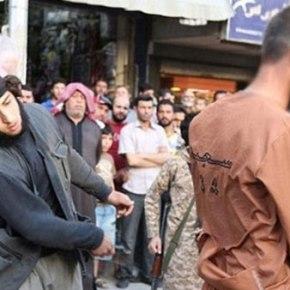 Ισλαμικός Πολιτισμός: Δεκάδες μαγαζάτορες μαστιγώθηκαν στη Μοσούλη επειδή τόλμησαν και συναλλάσονταν μόνο με αμερικανικάδολλάρια…