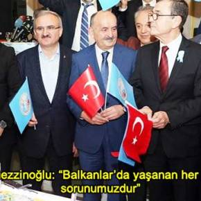 Mεχμέτ Μουεζζίνογλου : Κάθε θέμα στα Βαλκάνια αποτελεί ευθύνη μας !!!!!!!!!!!!!!!!!!!!