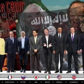 Οι ψυχωτικοί δολοφόνοι, εκτελεστές του ISIS και η αντιμετώπιση τους από τηνΕυρώπη