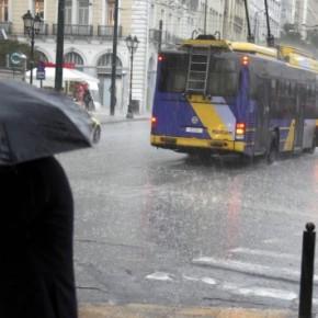 ΑΛΛΑΖΕΙ ΤΟ ΣΚΗΝΙΚΟ ΣΤΟΝ ΚΑΙΡΟ! Από χιόνι σε βροχή τις ερχόμενεςημέρες!