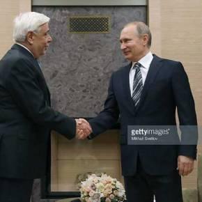 Στην Ελλάδα εντός του Έτους ο Πούτιν …Μας ενώνουν Ιστορικοί δεσμοί δήλωσε!