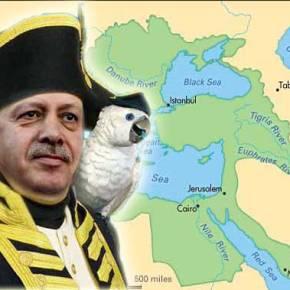 Επίδειξη δύναμης στην Αν.Μεσόγειο από Τουρκία: Έκαναν «ρεσάλτο» νοτίως της Κρήτης σε πλοίο μεναρκωτικά!