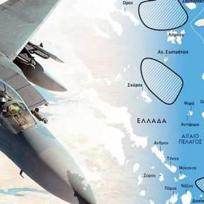 """Νέα """"σύγκρουση"""" στο Αιγαίο: Ο πόλεμος των ΝΟΤΑΜ απομακρύνει ξανά Αθήνα καιΑγκυρα!!"""