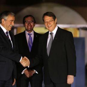 Αναστασιάδης: Πρέπει να ξεπεραστούν σημαντικές εκκρεμότητες, αλλά συμφωνήσαμε σε θέματα μεθοδολογίας -Συνάντηση Ν. Αναστασιάδη-Μ.Ακιντζί