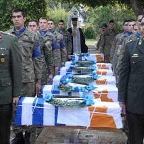 Oι ξεχασμένοι ήρωες της Κύπρου του 1974 επιστρέφουν σε ελληνικόχώμα