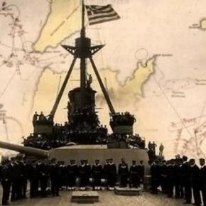 Η ναυμαχία της Λήμνου 5 Ιανουαρίου 1913 – Πως κατατροπώθηκαν οιΤούρκοι