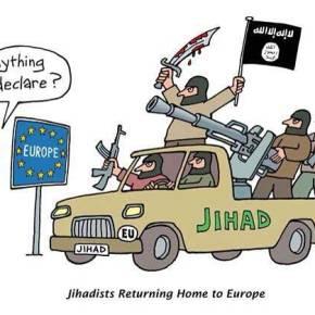 ΕΥΡΩΠΗ ΤΟΥ ISIS, ΚΑΙ MH ΧΕΙΡΟΤΕΡΑ ΣΤΗΝ ΕΛΛΑΔΑ! (5βίντεο)