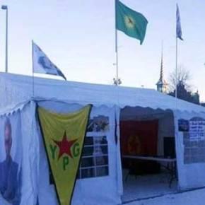 Οργισμένοι οι Τούρκοι με τους Κούρδους στην πρωτεύουσα της…Δανίας