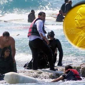 Οι 280.000 Υπογραφές για Νόμπελ Ειρήνης στους Έλληνες Νησιώτες η Απάντηση σε Όσους Κατηγορούν την Ελλάδα ότι δεν Κάνει Τίποτα…