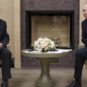 ΜΟΣΧΑ… ΙΣΤΟΡΙΚΗ ΣΤΙΓΜΗ… Συνάντηση Πούτιν-Παυλόπουλου: «Φιλικό Κράτος η Ελλάδα, Έχουμε ΙστορικούςΔεσμούς»