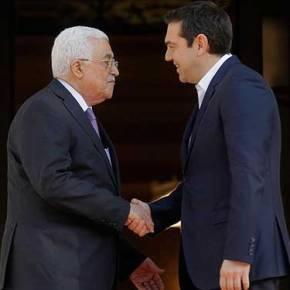 Ανησυχητικό Μήνυμα Παλαιστίνης σε Ελλάδα και Κύπρο – Προδώσατε την Παραδοσιακή Φιλία μας…