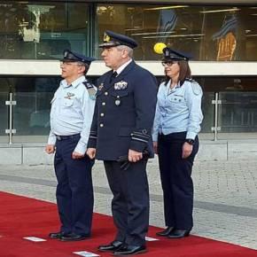 Ολοκληρώθηκε η επίσκεψη του Αρχηγού ΓΕΑ στο Ισραήλ [φωτό]–