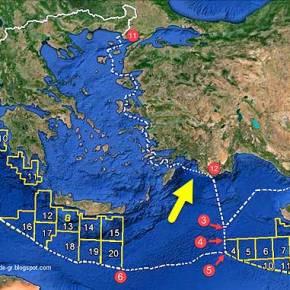 10 Likes6 Η σημασία της αλλαγής πλεύσης του Ισραήλ για την ΕλληνικήΑΟΖ