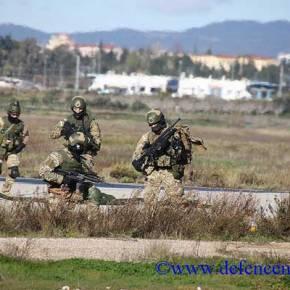 Αποκλειστικό: Οι Δυνάμεις Ειδικών Επιχειρήσεων του Ελληνικού Στρατού πραγματοποιούν διείσδυση από Chinook με FastRope