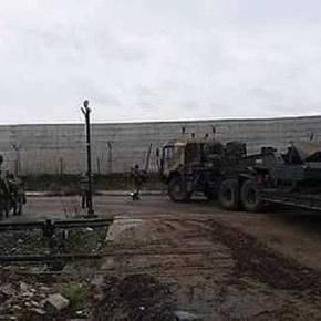 Οι Τούρκοι συγκεντρώνουν εκατοντάδες άρματα μάχης και στρατιώτες στα σύνορα με τηνΣυρία!!