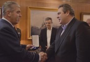 Ο αρχηγός ΓΕΑ σε επίσημη επίσκεψη στοΙσραήλ…