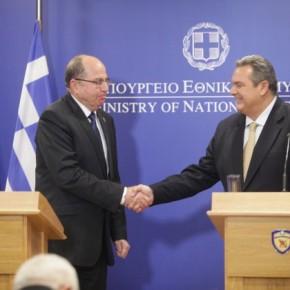 ΥΕΘΑ Ελλάδας – Ισραήλ: Η Τουρκία υποστηρίζειτρομοκράτες