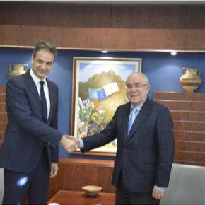 Μητσοτάκης: Η Τουρκία να αλλάξει στάση στο Κυπριακό και να τηρήσει τις δεσμεύσεις της έναντι της ΕΕ για τοπροσφυγικό