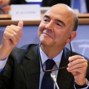Π.Μοσκοβισί: »Πιστεύω ότι η ελληνική κρίση ανήκει στο παρελθόν»–