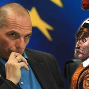 ΑΠΟΚΑΛΥΨΕΙΣ ΒΑΡΟΥΦΑΚΗ… και ο ίδιος ο Κολοκοτρώνης να γεννηθεί και πάλι, οι νέο-Έλληνες θα τον βγάλουμε τρελό καιπαρανοϊκό