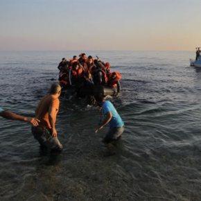 Πλησιάζουν τις 400.000 οι υπογραφές για Νόμπελ Ειρήνης στους νησιώτες Για την αλληλεγγύη προς τους πρόσφυγες και τη βοήθειά που τουςέδωσαν