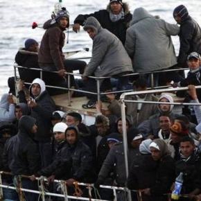 650 μετανάστες έφτασαν στη Λέσβο παρά τηνκακοκαιρία