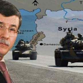 Η Τουρκία βάζει φωτιά στη Μ. Ανατολή: Εισβολή χερσαίων δυνάμεων στη Συρία δήθεν για «να τιμωρήσει το ΙSIS»(vid)
