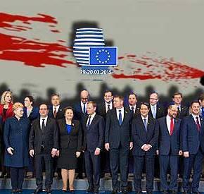 Ρατσιστική συμπεριφορά της Ε.Ε εναντίον των Ελλήνων …πεθαίνουν και αυτοκτονούν χιλιάδες Έλληνες σε μια σιωπηρή γενοκτονία, αλλα βλέπουν μόνοαλλοδαπούς