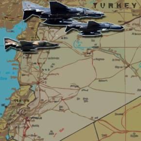 ΠΡΟΚΛΗΤΙΚΟΙ! Έγραψαν τη Ρωσία στα… Αρχεία τους – Τουρκικά F-16 Εκτέλεσαν Πτήση στα σύνορα ΤουρκίαςΣυρίας
