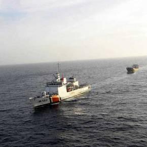 Τουρκική ακτοφυλακή, το »μικρό» ναυτικό της Άγκυρας(βίντεο)