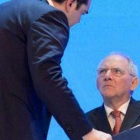 Σόιμπλε: «'Όχι' σε αρνητικά πισωγυρίσματα» – Τσίπρας: «Έχουμε βούληση να πείσουμε τους πολίτες» Νταβός: Ο άγνωστος διάλογος του Αλέξη Τσίπρα με τον ΒόλφγκανγκΣόιμπλε