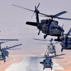 Τουρκικός «κλοιός» στο Καστελόριζο: Δεκάδες ελικόπτερα και AΦΝΣ γύρω του – 28 παραβιάσεις/παραβάσεις του ΕΕΧ!(vid)