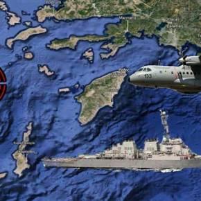 Γυρόφερνε μεταξύ Ρόδου και Μarmaris το Τούρκικο CN-235 για φόβο των… ΡώσικωνΥποβρυχίων!
