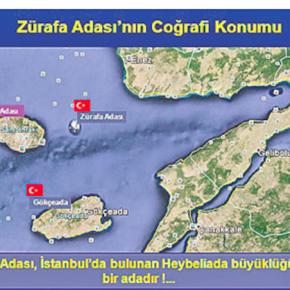Η Τουρκία θέλει κρίση! «Η Ζουράφα είναι δική μας,την κατέχουν παράνομα οι Έλληνες»,λένετώρα
