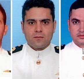 Ποινική δικογραφία σε βάρος του υβριστή των νεκρών αξιωματικών του ΠολεμικούΝαυτικού