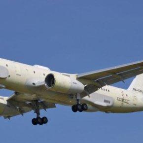 ΕΚΤΑΚΤΟ! Ρωσικό αεροσκάφος AWACS SAR TU-214R στην Λατάκεια λόγω ενδεχόμενης εναέριας τουρκικήςεπίθεσης;