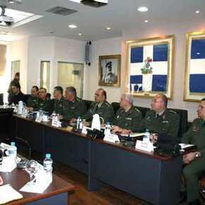 Σύσκεψη Διοικητών ΣτρατιωτικώνΕργοστασίων