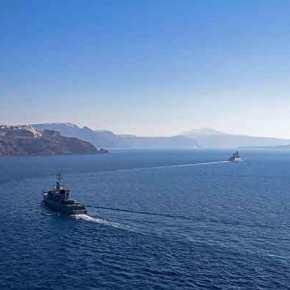Οι αποστολές των πλοίων του ΝΑΤΟ στοΑιγαίο