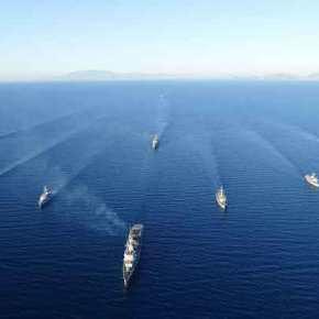 Αποκλειστικό: Αρνητική η εισήγηση του Γενικού Επιτελείου Ναυτικού για την εμπλοκή του ΝΑΤΟ στοΑιγαίο
